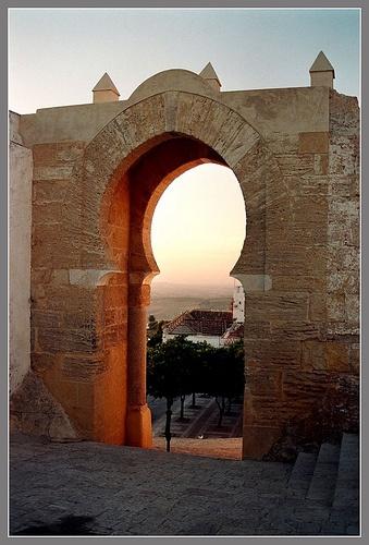 Arco de la pastora en Medina Sidonia // Medina Sidonia, Andalucia, Spain