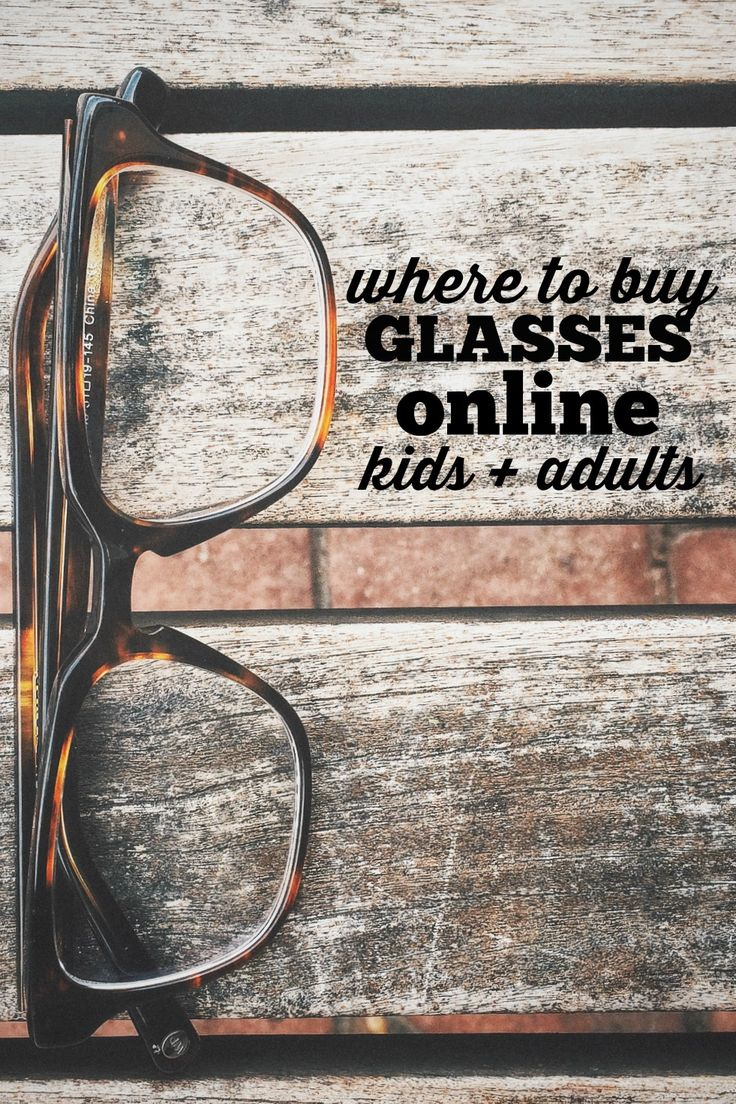 Buying glasses can be expensive, especially if you have a family! We have  been purchasing glasses on-line for years now and have the BEST solutions  for buying glasses for your entire family. Our options our budget friendly  and high on style!