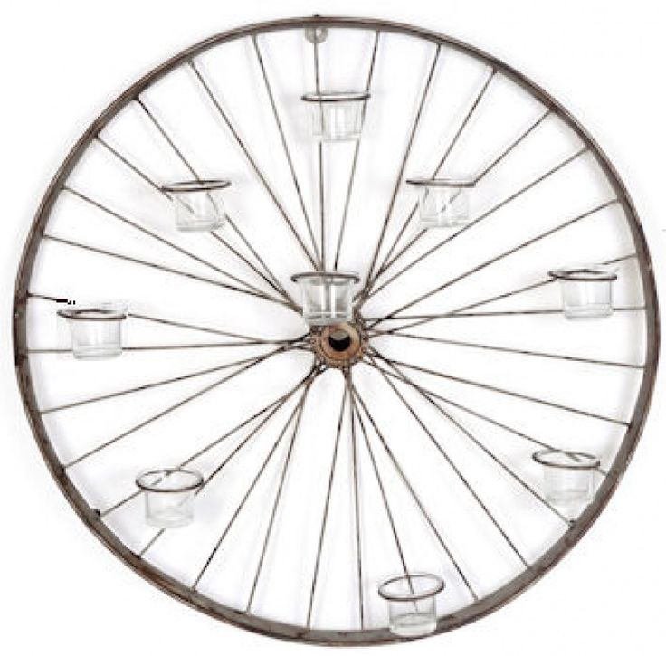 25+ unique Bicycle wheel decor ideas on Pinterest ...