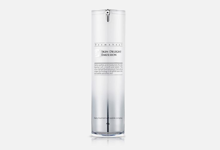 Dermaheal Skin Delight Emulsion 40 ml trata y elimina las manchas de la piel originadas por diversas causas bloqueando de manera exitosa la producción de la melanina, evitando la transferencia de esta a la piel. Emulsion que deja tú piel suave y luminosa