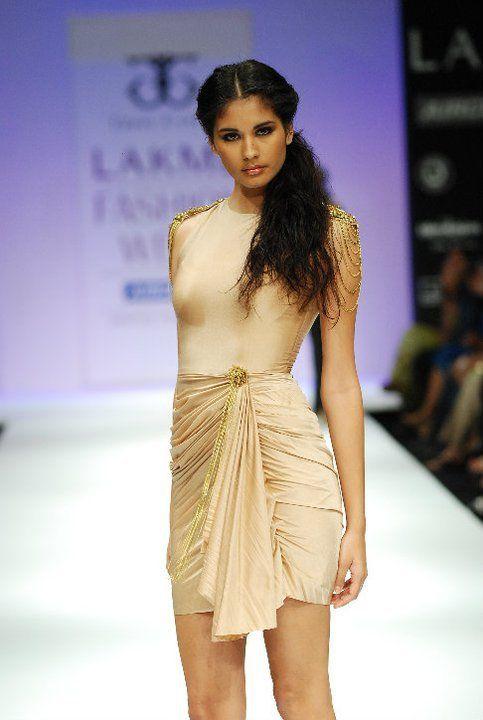 Helen of Troy #troycosta #lfw11 #drape #womenswear