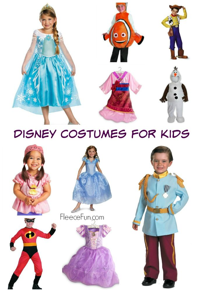 Disney Costumes for Kids I love these Disney Inspired Costumes - what kid doesnu0027t  sc 1 st  Pinterest & 121 best Disney Villains and Heroes Costume ideas and DIY images on ...