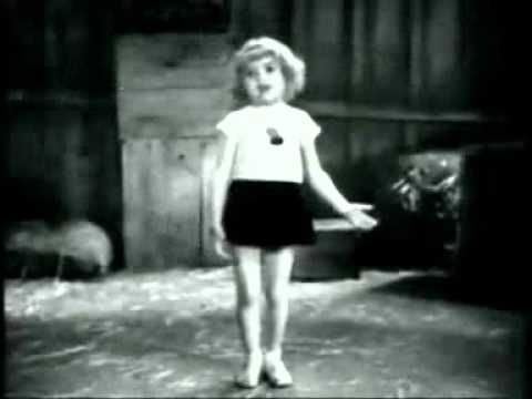 "Darla Hood sings ""I'm in the Mood for Love"" in this classic Little Rascals film clip. #little #rascals"