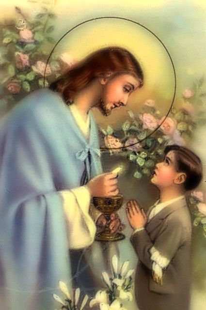 The First Holy Communion