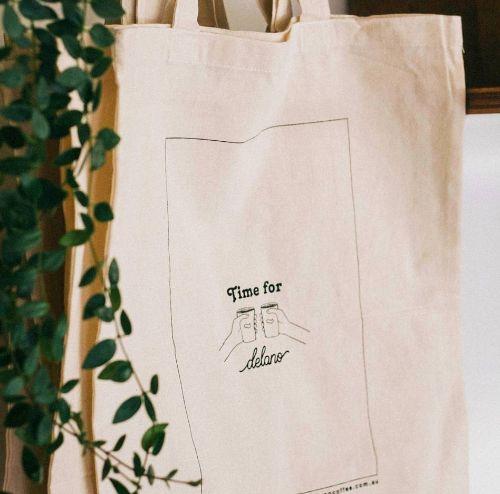 Tote Bag Goodness : Delano Specialty Coffee