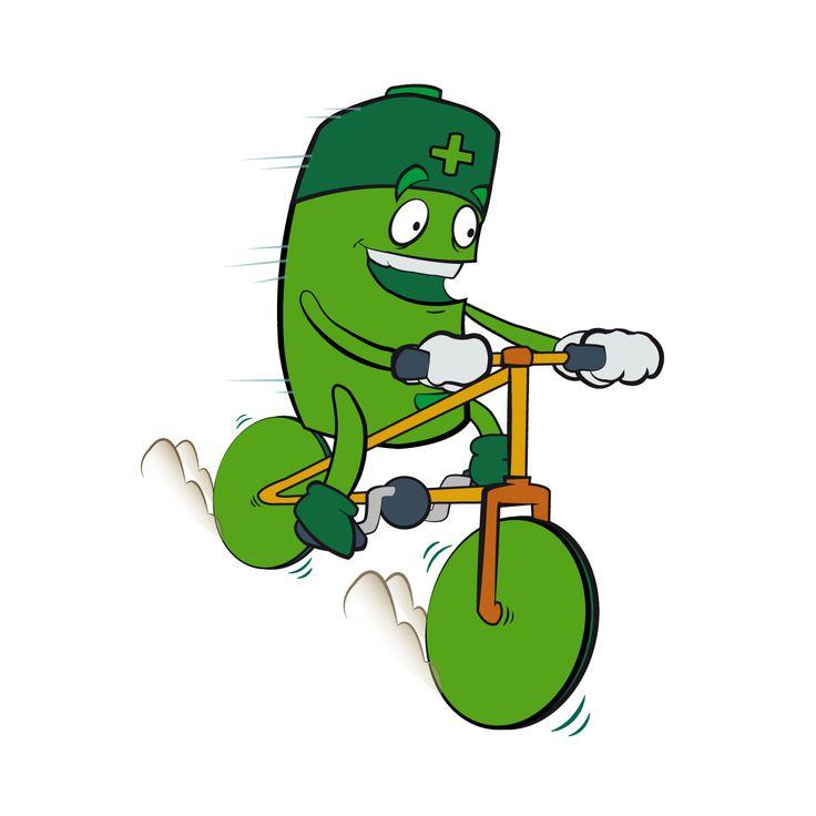 Vuelta España 2013. El lunes 26 de agosto, entregamos nuestro primer maillot verde en Villagarcia de Arousa..