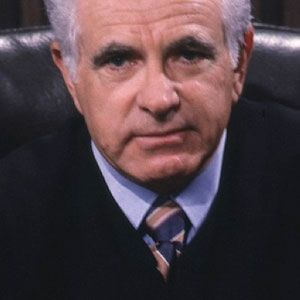 "Joseph Wapner -- (11/15/1919-??). [RETIRED] Judge and Former Television ""Judge.""  He appeared as TV Judge on ""The People's Court"" and ""Animal Court""."