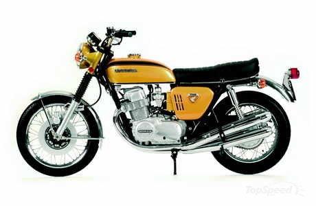 77' Honda CB750