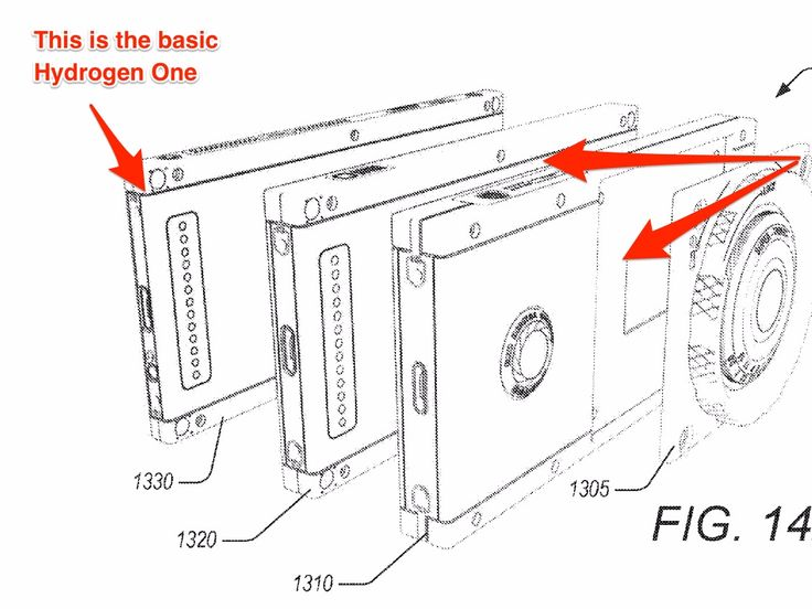"""The professional camera company behind the $1,200 smartphone wants to make the device the centerpiece of a larger system - The professional camera company RED, which announced plans to launch a $1,200 (£930) smartphone some time in 2018, filed some interesting patents to the US Patent Office that show how the company wants to attach external components (so-called """"modules"""") to the devices.  The patents show that the Hydrogen One phone could become the core of a much larger system, that spans…"""