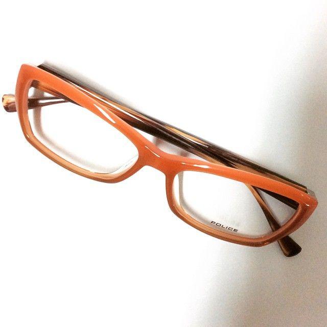 Orange is the new black  #orange #glasses #sunglasses #sunnies #shades #frames #style #love #eyewear #opticametaxas #athens #γυαλιά #police #lifestyle