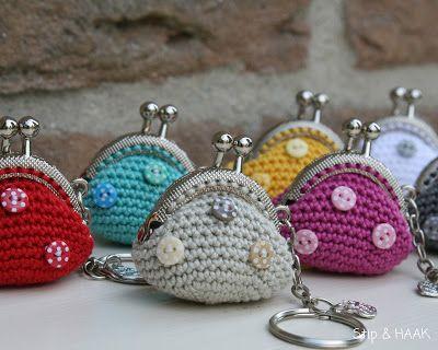 Stip & HAAK: Kleine portemonneetjes
