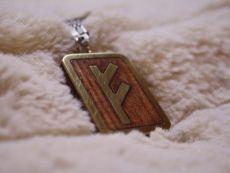 Руна Феху – сильный денежный талисман.