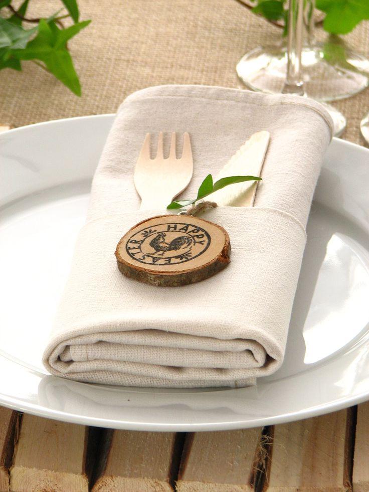 Świąteczny Stół w stylu eko #tajemniczyogrod #stół