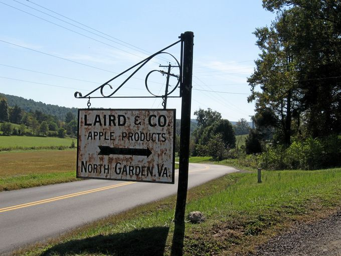 Scobeyville, N.J.'s Laird & Company dates the earliest