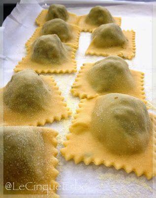 Ricette, Liguria, La Spezia, Cucinare, Primi Piatti,  Ravioli al Timo, Prodotti Tipici, Ricetta Spezzina, Pasta, Pasta Fresca, Pasta Ripiena