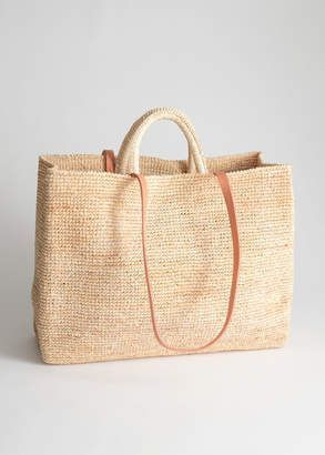 b6729f10c ShopStyle Collective Straw Tote, Shopping Totes, Capsule Wardrobe, Shoulder  Strap, Luggage Bags
