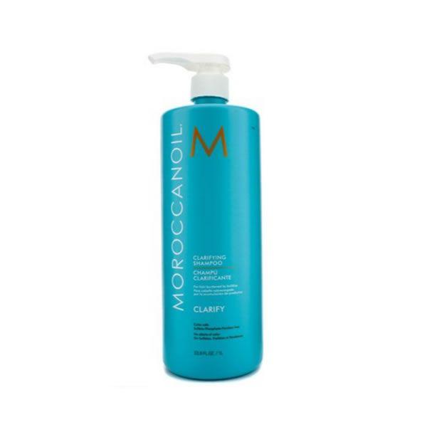 Moroccanoil Clarify Shampooing Clarifiant 1000ml Cosmetiques Online