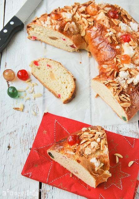 Roscón de Reyes   L'Exquisit