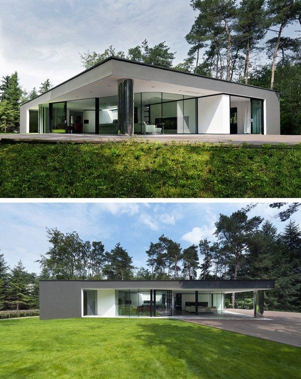 Oltre 25 fantastiche idee su case moderne su pinterest for Grandi case cabinate