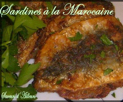 Les 120 meilleures images du tableau poisson frruitsdemers sur pinterest orange pisces et - Sardines au four sans odeur ...