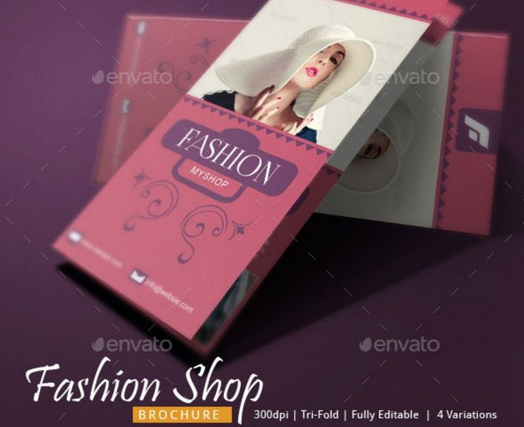 24 best 25+ Fashion Brochure Template Word, PSD and InDesign - brochure format word