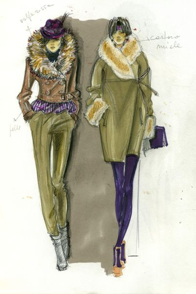 Fashion Illustration Summer Courses Florence
