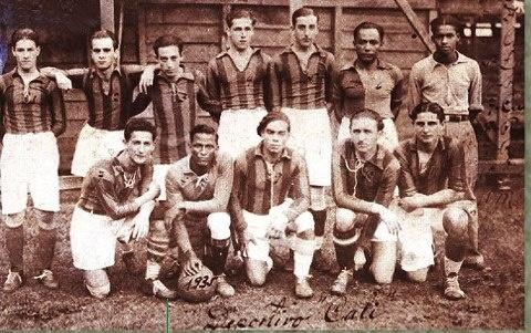 DEPORTIVO CALI 1935