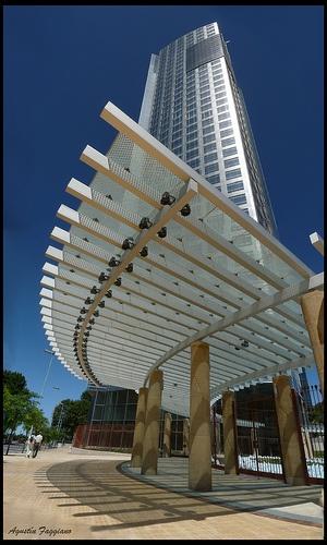 Torre Repsol César Pelli & Associates - Bs As - Argentina