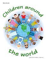Children Round The World Theme
