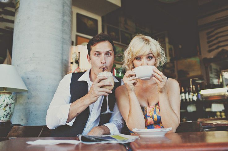 coffee engagement session Lena-I didn't know if we could go in after outdoor photos into the cafe for a coffee/tea thing?