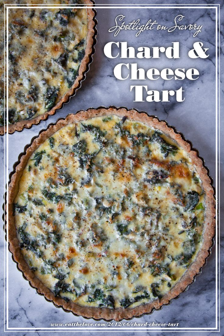 Chard and Cheese Tart from @irvin linExtra Virgin, Virgin Olive Oil, Chees Tarts, Rainbows Chard, Olive Oils, Oil Crusts, Swiss Rainbows, Chard Tarts, Cheese Tarts