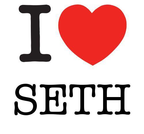 I Heart Seth #love #heart