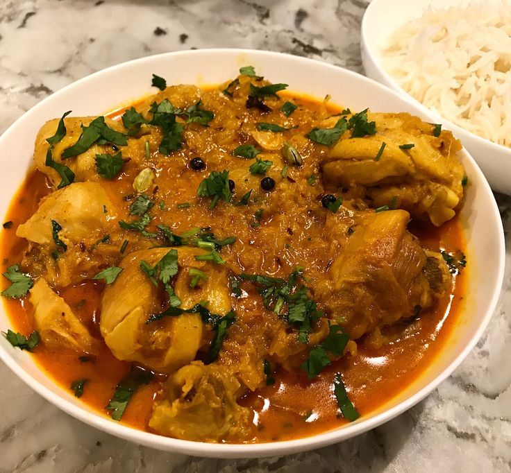 Healthy Chicken Korma Recipe Food Network
