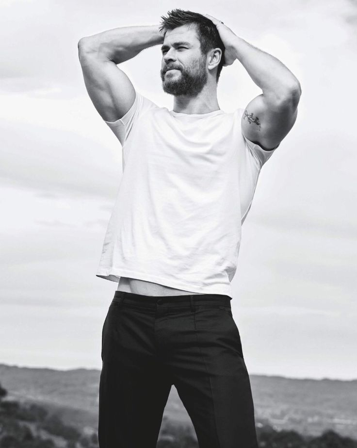 Hemsworth-- purely for science