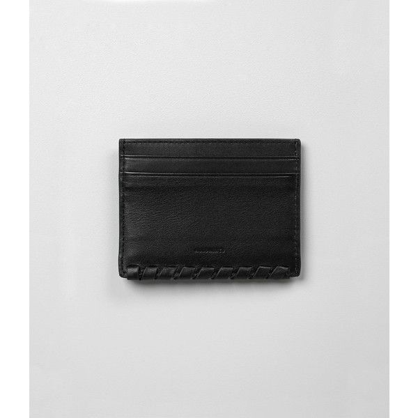 AllSaints Kita Leather Cardholder (65 CAD) ❤ liked on Polyvore featuring bags, wallets, black, real leather bags, allsaints bags, real leather wallets, genuine leather bags and 100 leather wallet
