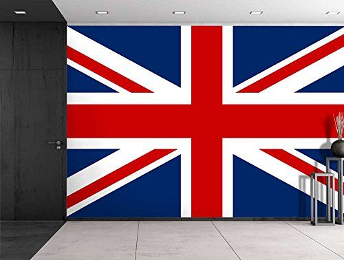 Wall26   Large Wall Mural   Union Jack The UK Flag | Self. Part 59