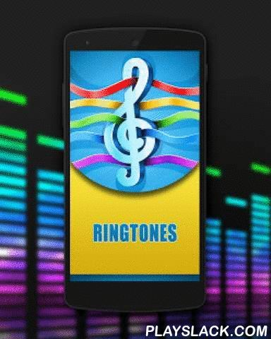 2015 Ringtones  Android App - playslack.com , Download the most popular Ringtones and enjoy listening to the top melodies on your android phone! This is a free sounds app that you have to have on your phone.We put all the top ringtones for android in one place for you. Now you don't have to download many apps to find android ringtones you like, because there is one free app with all the popular ringtones you want to have. It is not easy to choose which ringtone to set because each of them is…