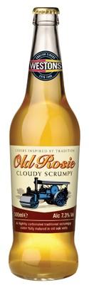Westons Old Rosie Cloudy Scrumpy Cider