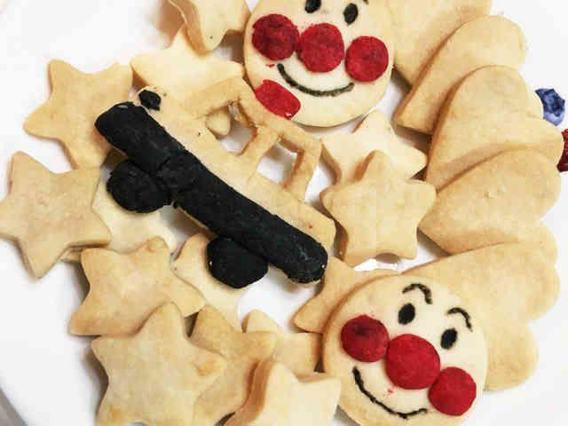 卵・小麦粉不使用!米粉クッキーの画像