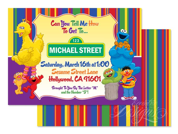 122 best children birthday party invitation designs images on, Party invitations