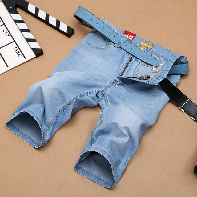 Fair price Free Shipping New Men Brand Shorts Men Denim Shorts Hot Short Summer Mid Waist Bermuda Masculina mma Short Men Plus Size just only $16.05 with free shipping worldwide  #jeansformen Plese click on picture to see our special price for you