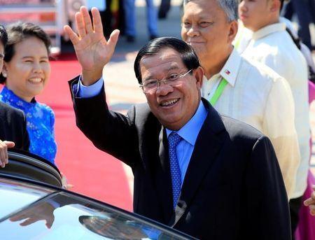 Cambodia's veteran ruler Hun Sen in hospital in Singapore