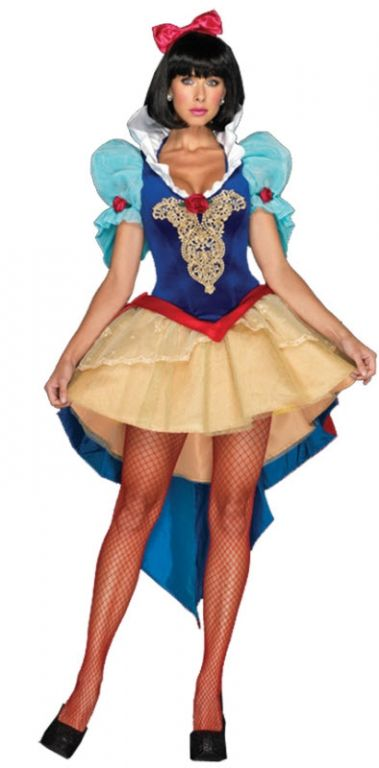 Premium Snow White Costume - Sexy Costumes