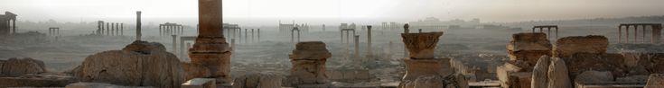 Palmyra City nel تدمر, حمص
