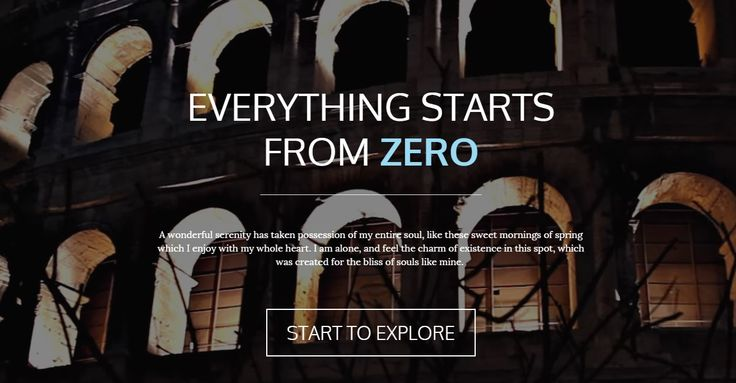 Zero Multipurpose Responsive WordPress Theme