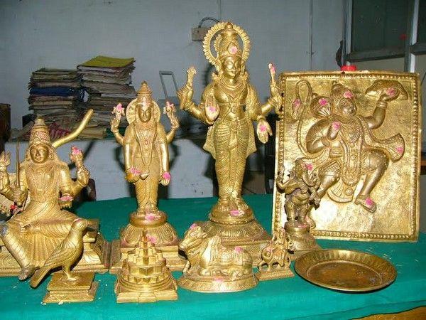 Foreigners hesitate to buy temple statues from TN | கோடிக்கணக்கில் சம்பாதித்த பொருளுக்கு தற்போது மதிப்பில்லை...!- காரணம் என்ன?