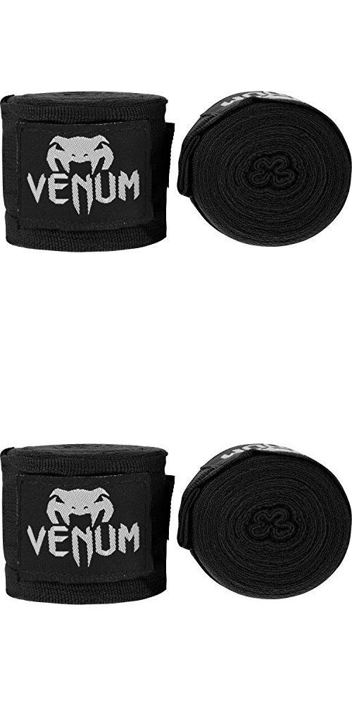Hand Wraps 179779: Venum Boxing Hand Wraps Black 2.5-Meter Boxing Martial Arts Hand Wrap, New -> BUY IT NOW ONLY: $106.99 on eBay!