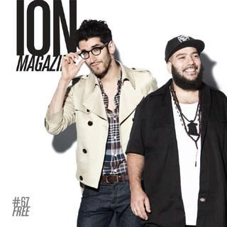 ION #67 featuring DAVE 1 + P-THUGG of CHROMEO