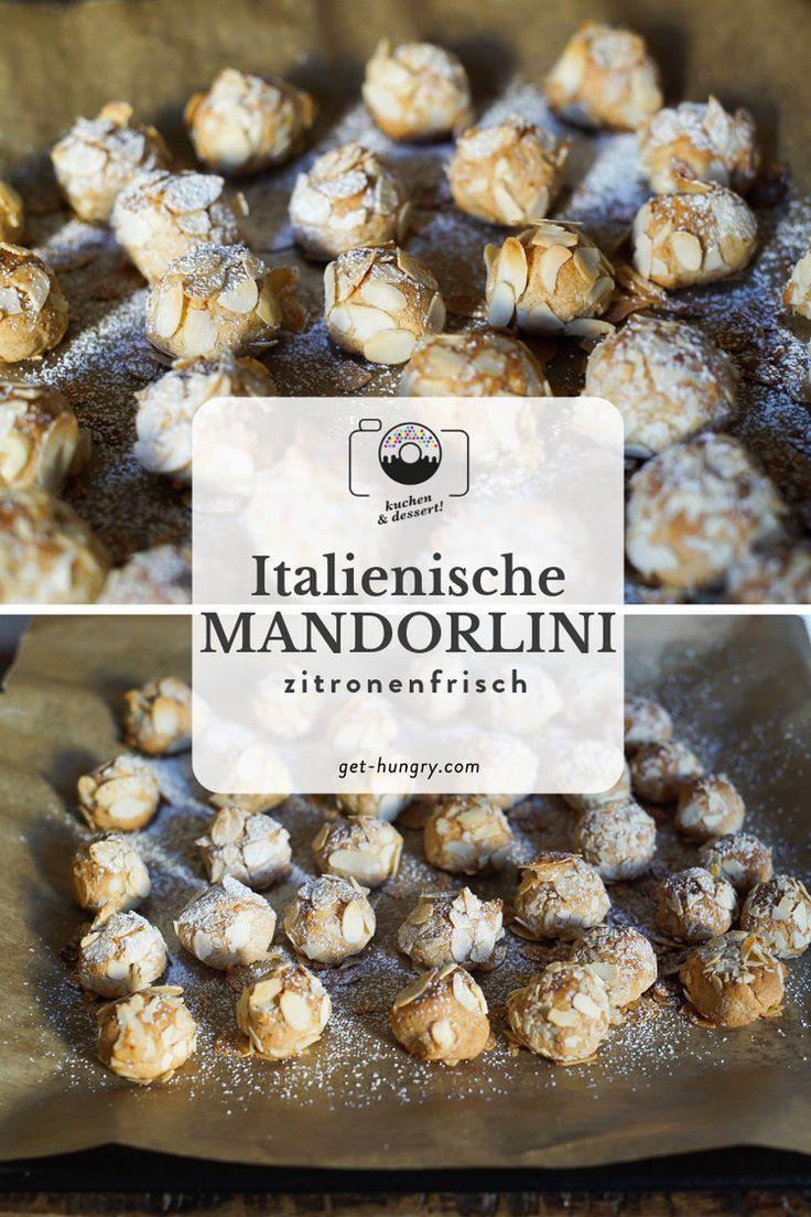 Italienisches Keksgeflüster mit mandeligen Mandorlini-Kugeln