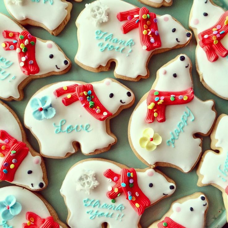 """""""Isetan New Year Festival"""" New Year icing cookie sales start of the image: """"cute candy micarina"""" atelier diary"""